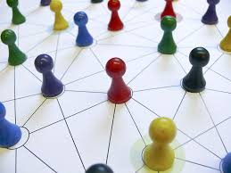 networking game pieces