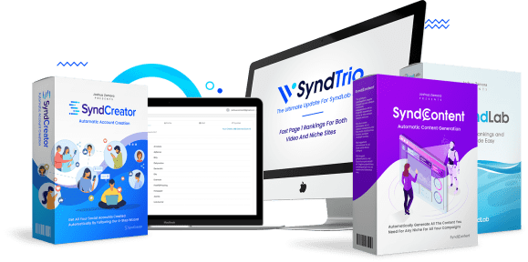 SyndTrio products