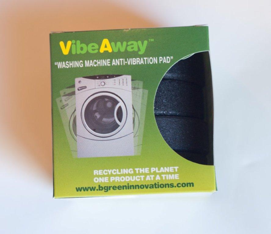 Vibe Away Anti Vibration Pads For Washing Machines And Dryers Laundry Shoppe