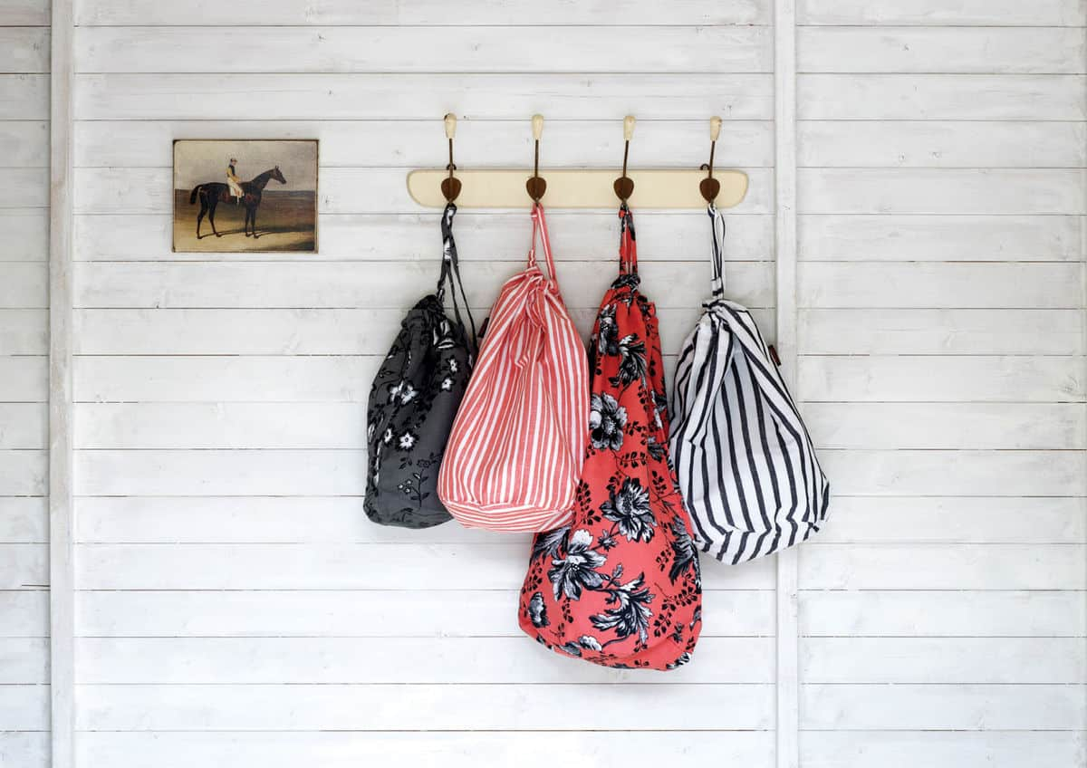 Designer Cotton, Cloth Laundry Bags