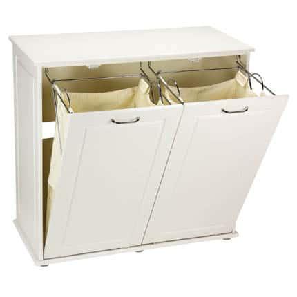 Laundry Hamper Cabinet  Tilting Hamper  Laundry Shoppe