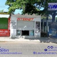 Roban Internet en Medellín.