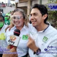 Confirma Marcelo Ruiz triunfo del PVEM en Alvarado.