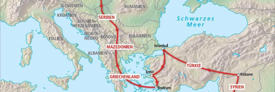 Alan Kurdi ertrank im Mittelmeer – sein Onkel schaffte es nach Deutschland
