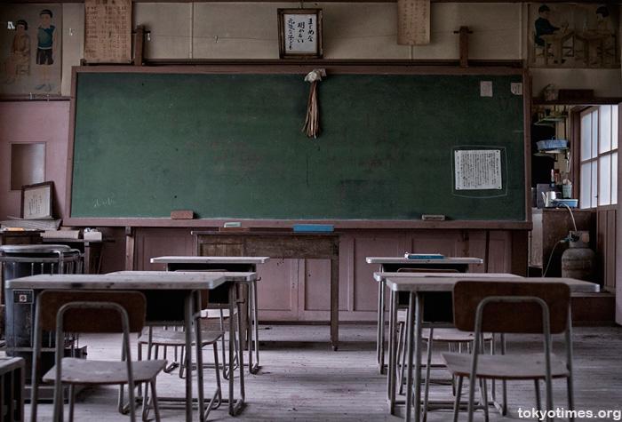 Pick Me  A Creepy and Abandoned School