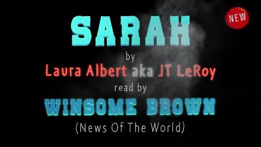 LauraAlbert-Sarah-audiobook-promo