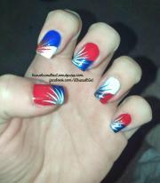 variety of nail art