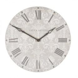 Comprar reloj de pared josette gris claro de diseño