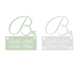 Beth's Little Bake Shop Logo Concept