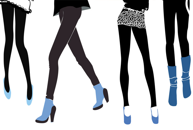 Para Zapatos Online Azules Verano 2018 Mujer Primavera wn0AHq