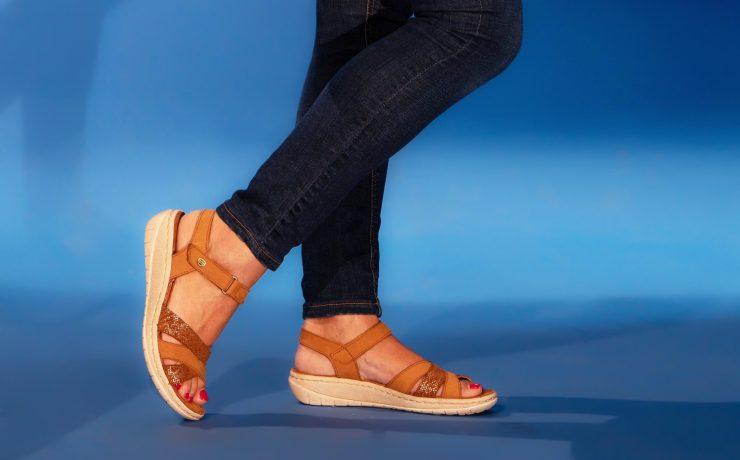 220a08fe Adelántate con las sandalias cómodas que necesitas - Laura Azaña …