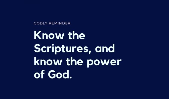 Gospel By Power