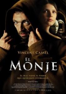 """Poster """"El Monje"""""""