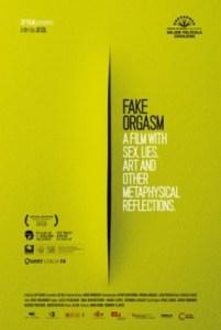 Poster Fake Orgasm