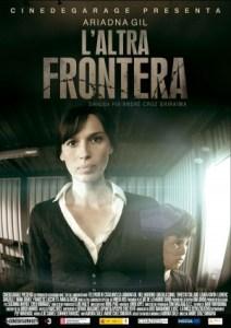 """Poster """"L'altra frontera"""""""