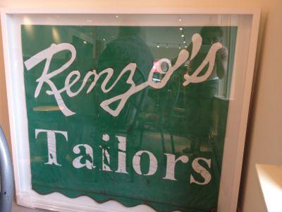 Renzo's awning