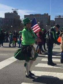 Desfile St Patrick´s Day 2017