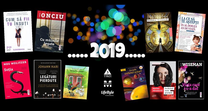 Poveștile TREI prind viață în 2019