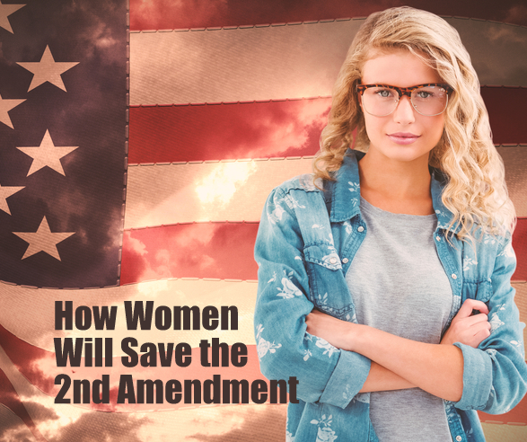 How Women Will Save the Second Amendment