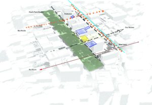 Site Diagrams   Laura Cavin Architecture