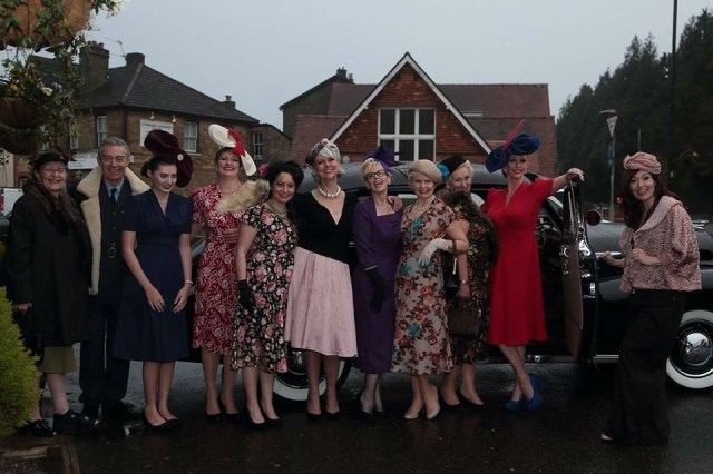 Joanna Violet's charity catwalk raised £1,194 for Invest in ME