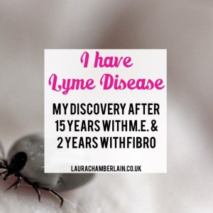 I have Lyme disease: is this the cause of my ME and Fibro?