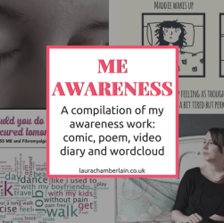 ME Awareness Day: A comic, a poem, a video diary and a word cloud