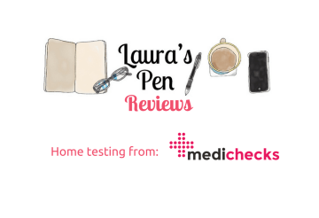Unboxing the medichecks home test kit