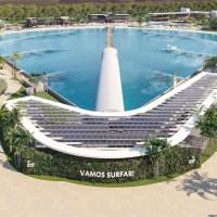 Surfland: com presença de Gabriel Medina, condomínio  com piscina de ondas é lançado em Garopaba