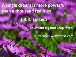 A single dream...