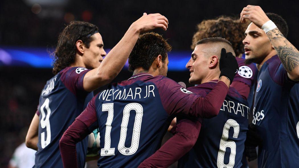 Champions League Paris