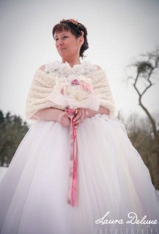 Photo mariage hivers