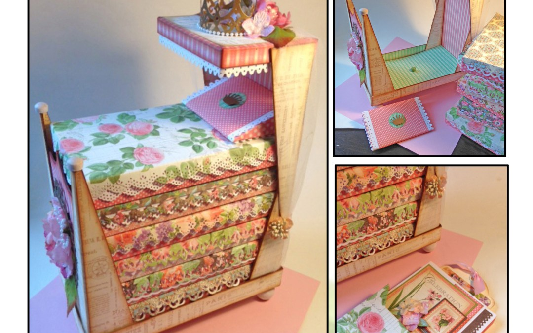Princess and the Pea Bed pattern