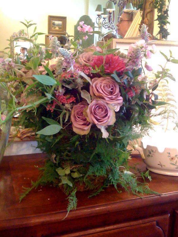 LArt du Bouquet Secrets of the French Style Lessons from LEcole des Fleurs