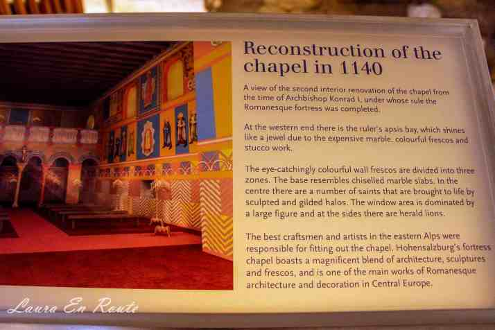 How the Chapel Appeared in 1140