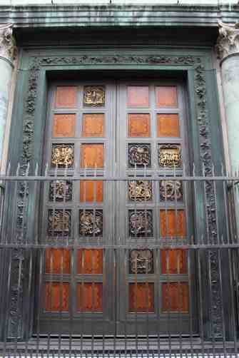 Doors of Baptistery, Florence