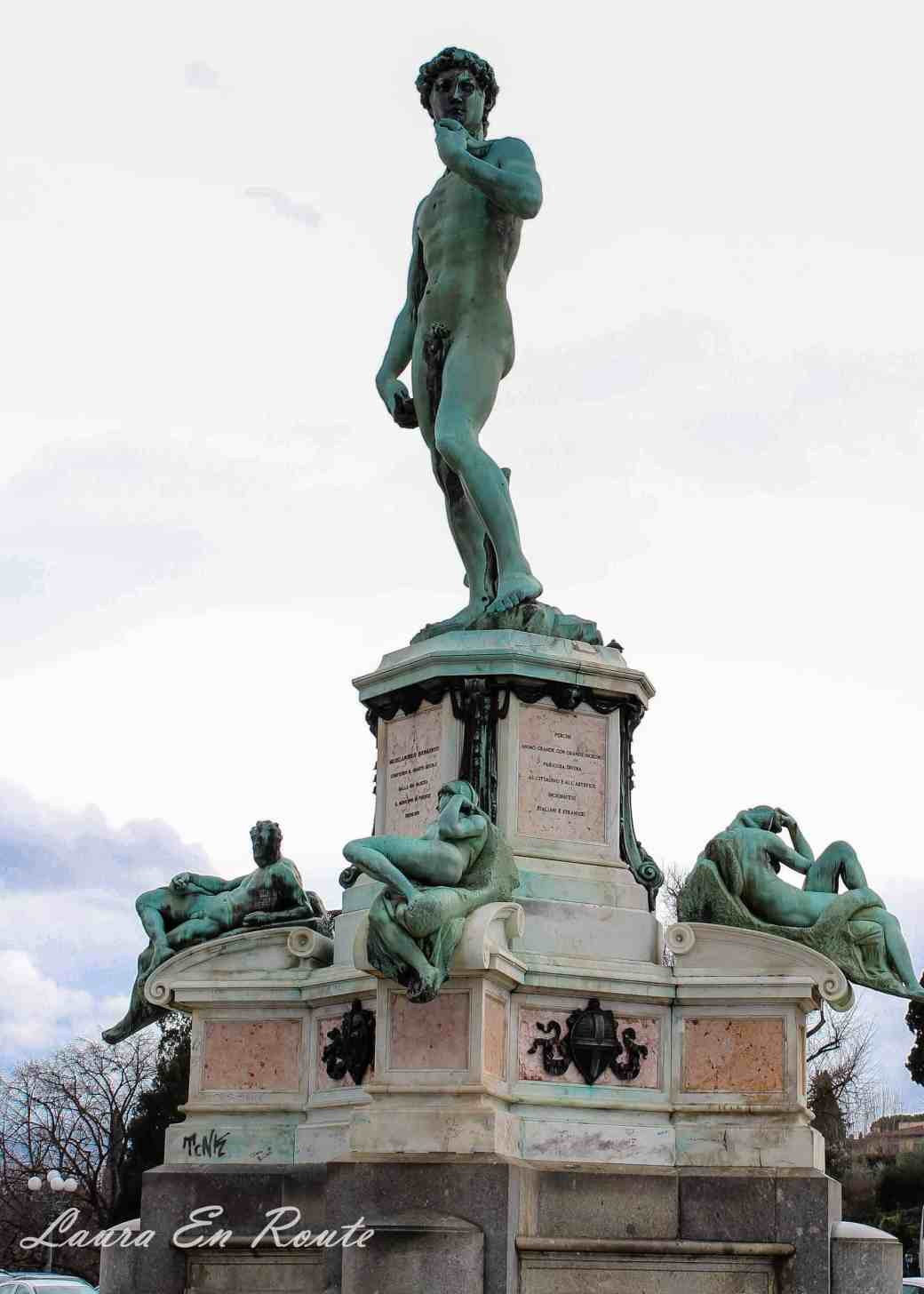 David, Piazzale Michelangelo, Florence