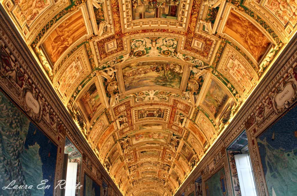 Map Room, Vatican Museum
