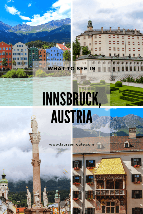 What to See in Innsbruck, Austria - www.lauraenroute.com