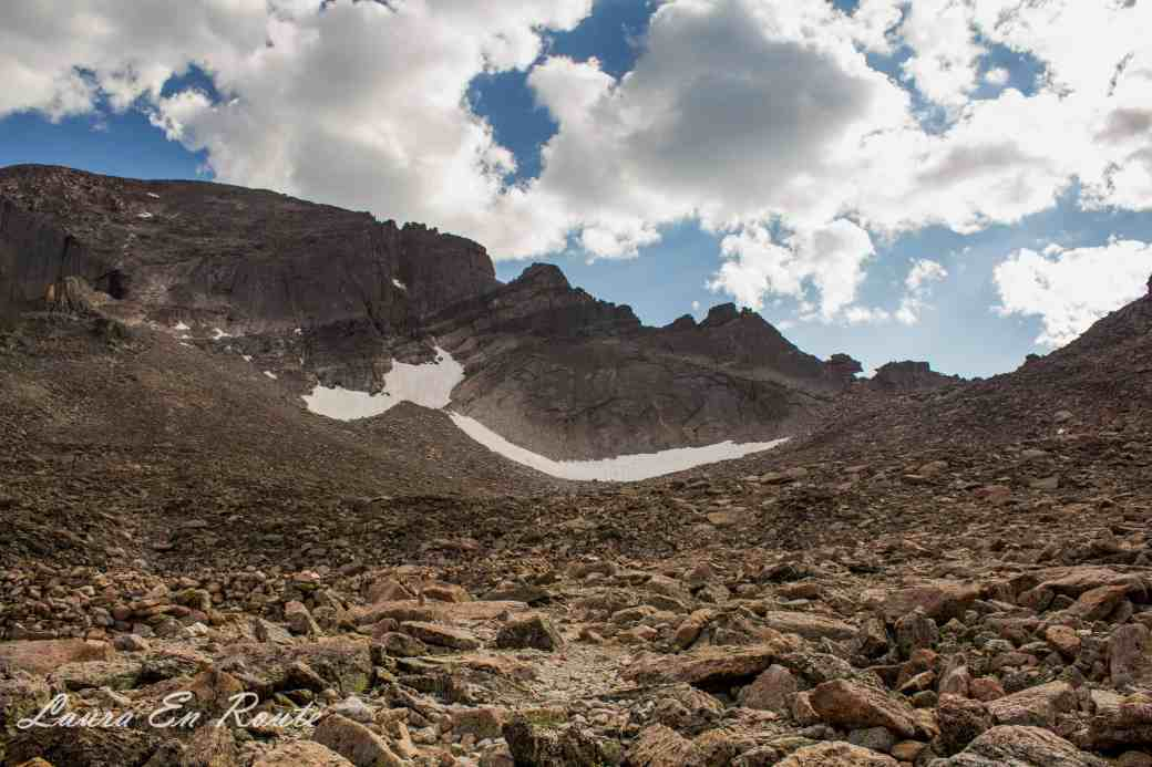 Boulder Field, Longs Peak, CO