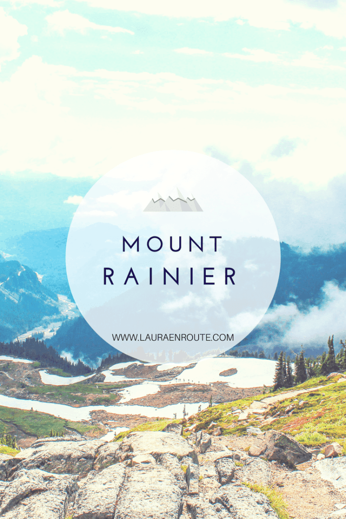 Mount Rainier, A Day Trip from Seattle - www.lauraenroute.com