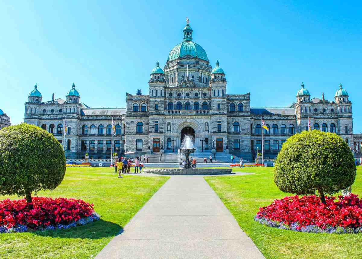 Victoria, B.C. - Day Trip from Seattle