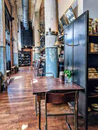 Larder at The Historic Pearl - www.lauraenroute.com