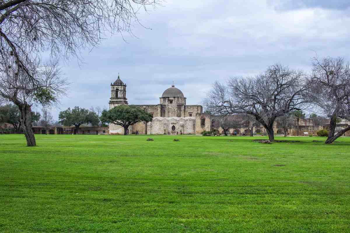 Visit All Five Missions of San Antonio
