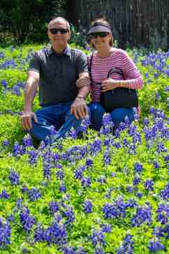 Lady Bird Johnson Wildflower Center, Texas