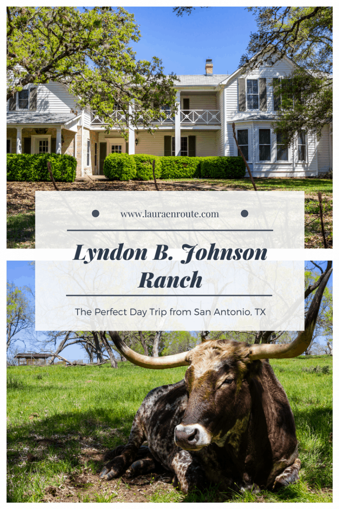 The LBJ Ranch, Stonewall, TX - www.lauraenroute.com