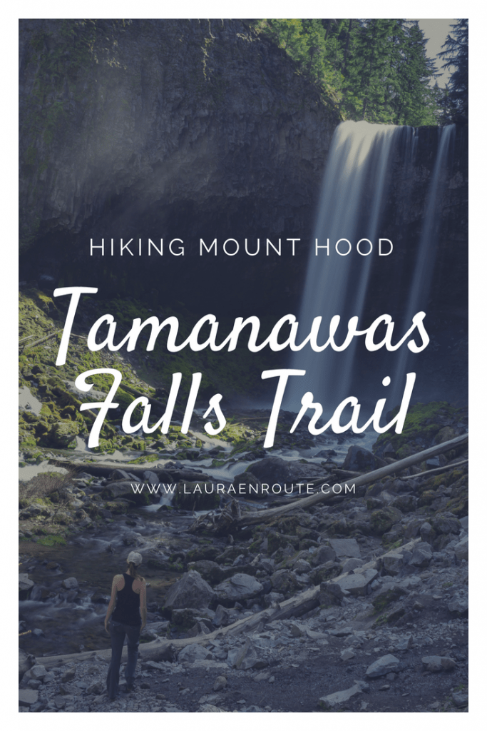 Hiking Mount Hood: Tamanawas Trail - www.lauraenroute.com