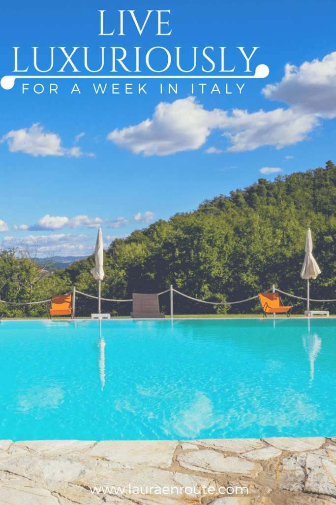 Live Luxuriously for a Week in Italy - www.lauraenroute.com