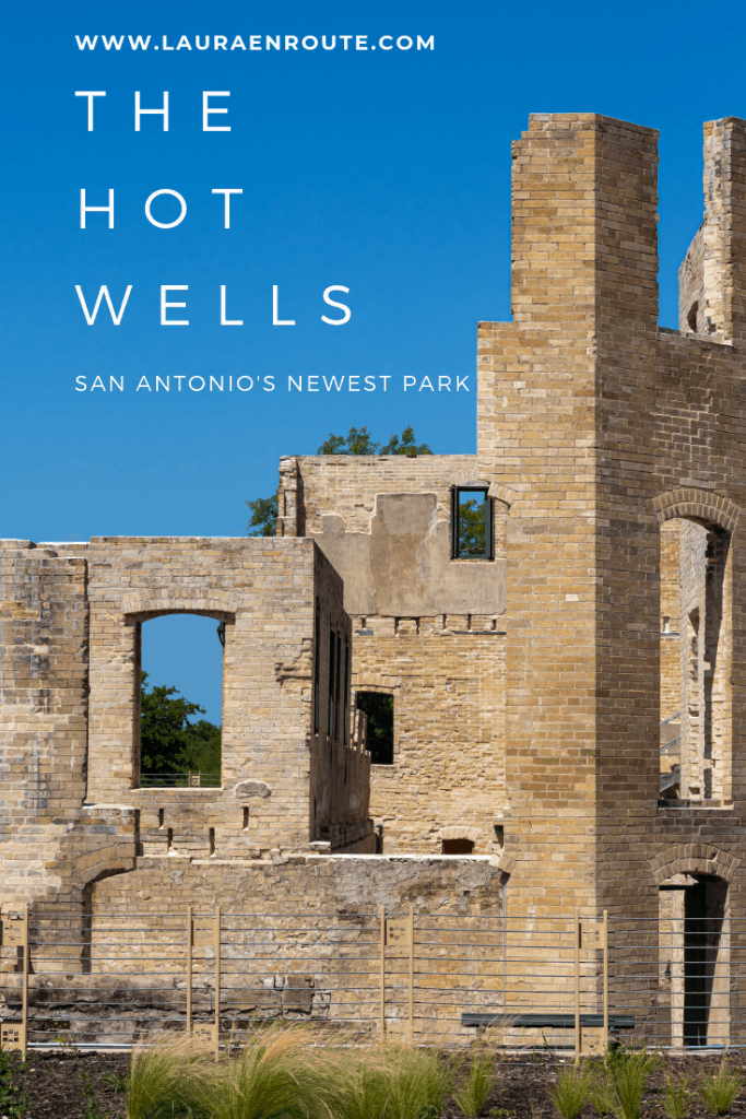 Hot Wells - San Antonio's Newest Park