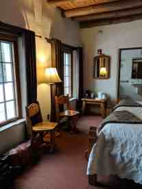 Historic Room at the Indian Lodge: A West Texas Getaway - www.lauraenroute.com